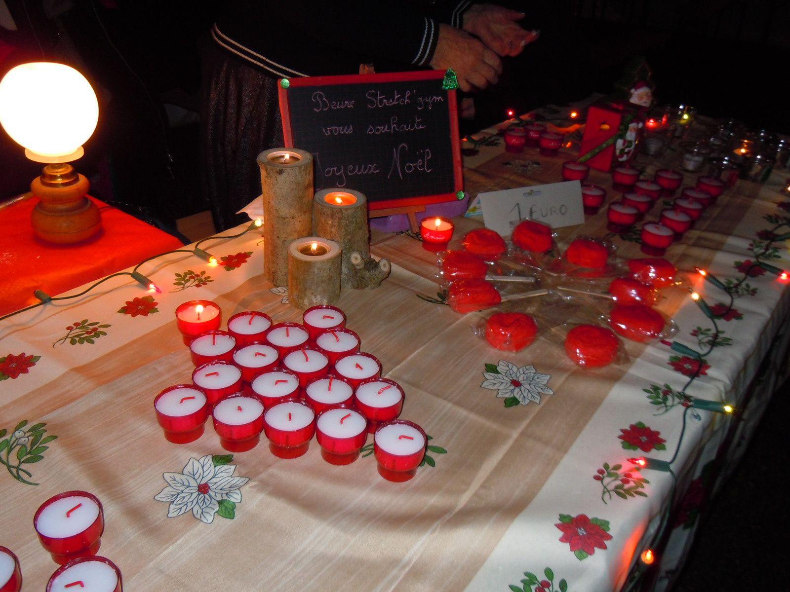Beure : Rendez-vous au marché de Noël