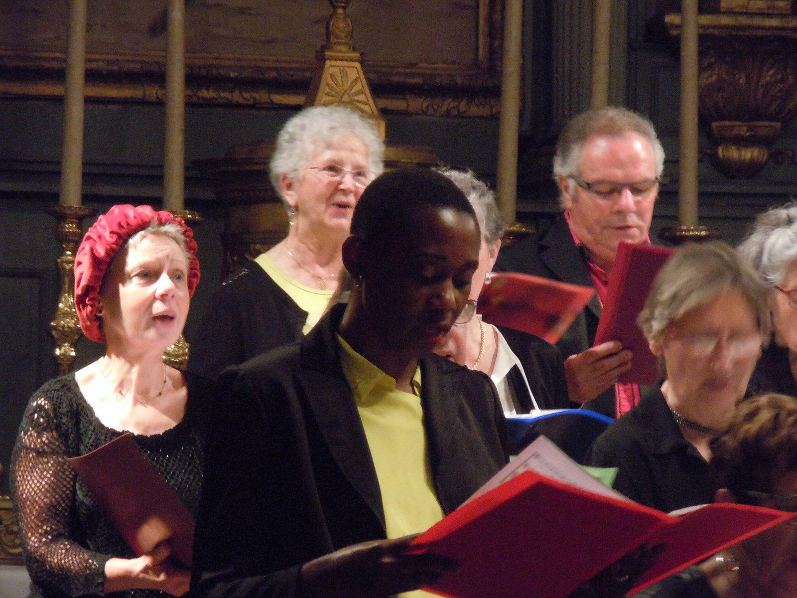 le concert de Printemps de la Choralyre