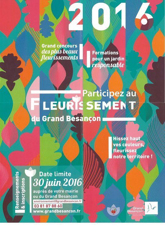 Concours village fleuri 2016 : pour les Fans