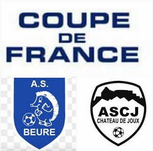 AS BEURE : second tour de la coupe de France