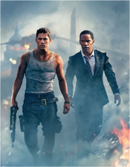 Buzz Story White House down