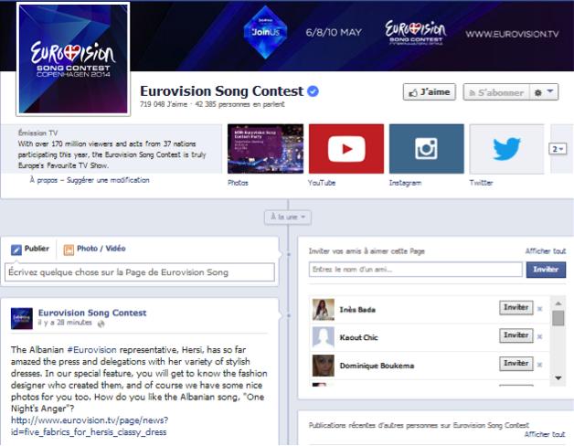 Buzz Story : Eurovision 2014