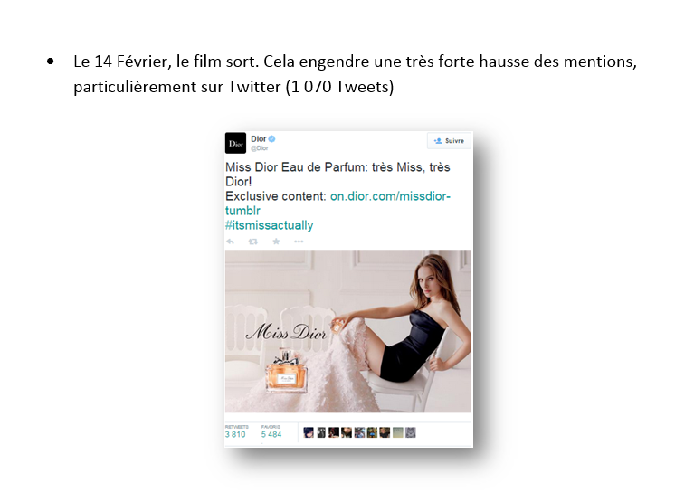 Buzz Story: Miss Dior France