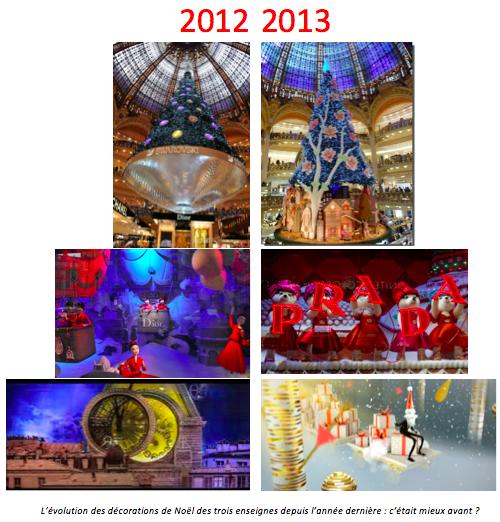 Buzz Battle : les vitrines de Noël