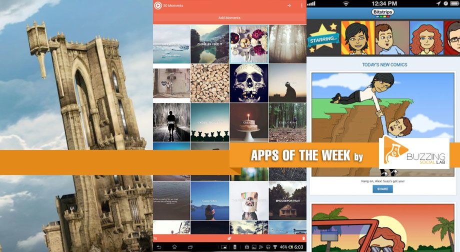 APPS OF THE WEEK 26/11/2013