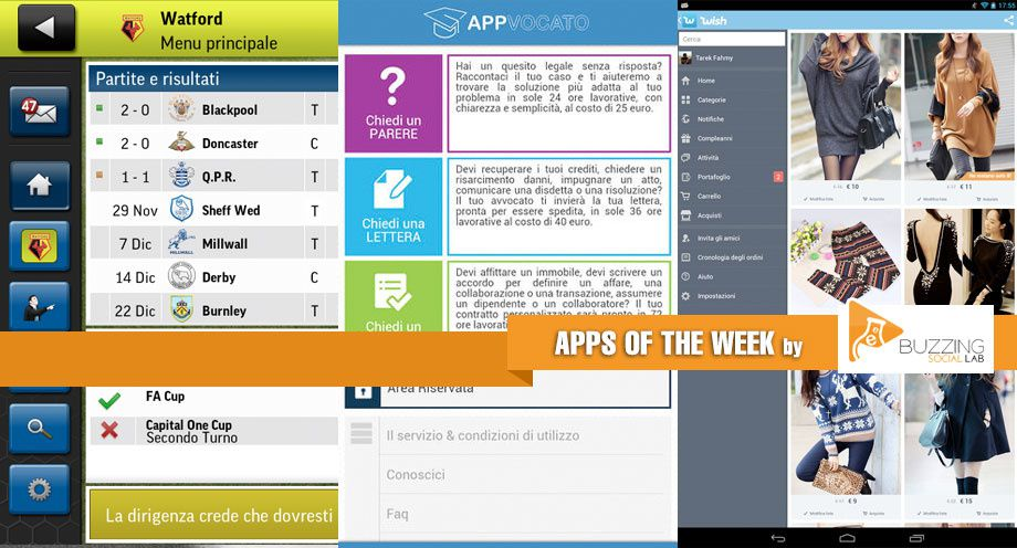 APPS OF THE WEEK - 03/12/2013