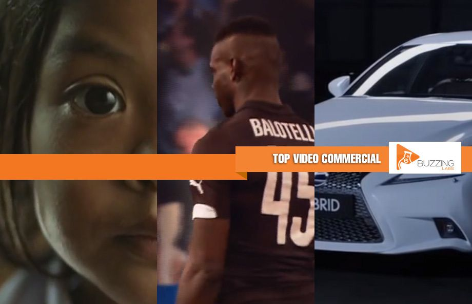TOP VIDEO COMMERCIAL, BALOTELLI IN GOAL PER PUMA