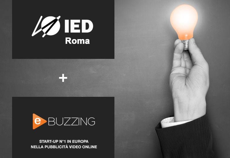 IED ROMA E EBUZZING INSIEME PER LE START UP DELL'IMPRESA DIGITALE
