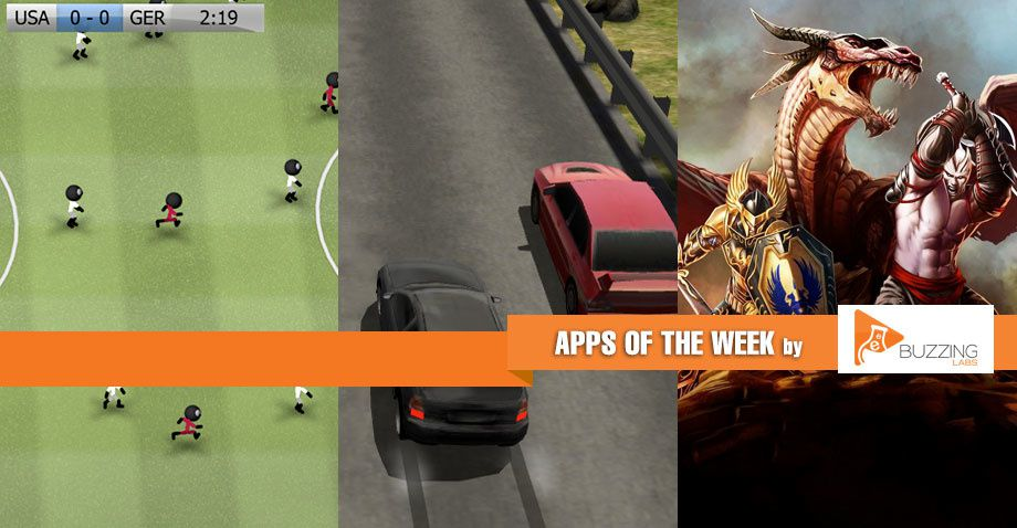 APPS OF THE WEEK 10/12/13