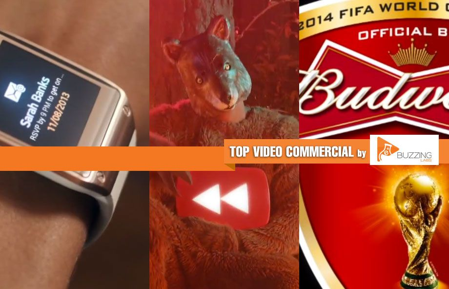 TOP VIDEO COMMERCIAL - 13/12/2013