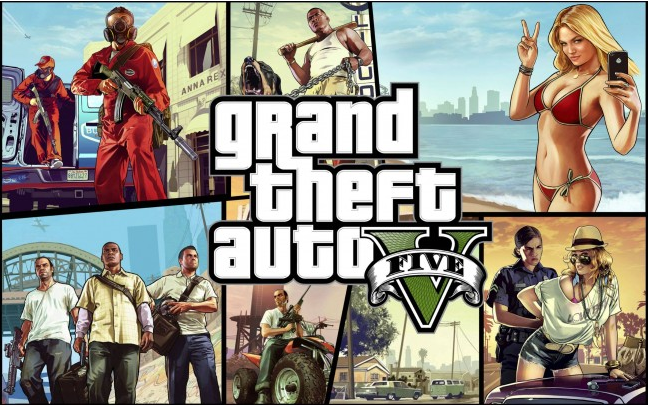 Buzz Story: Grand Theft Auto 5