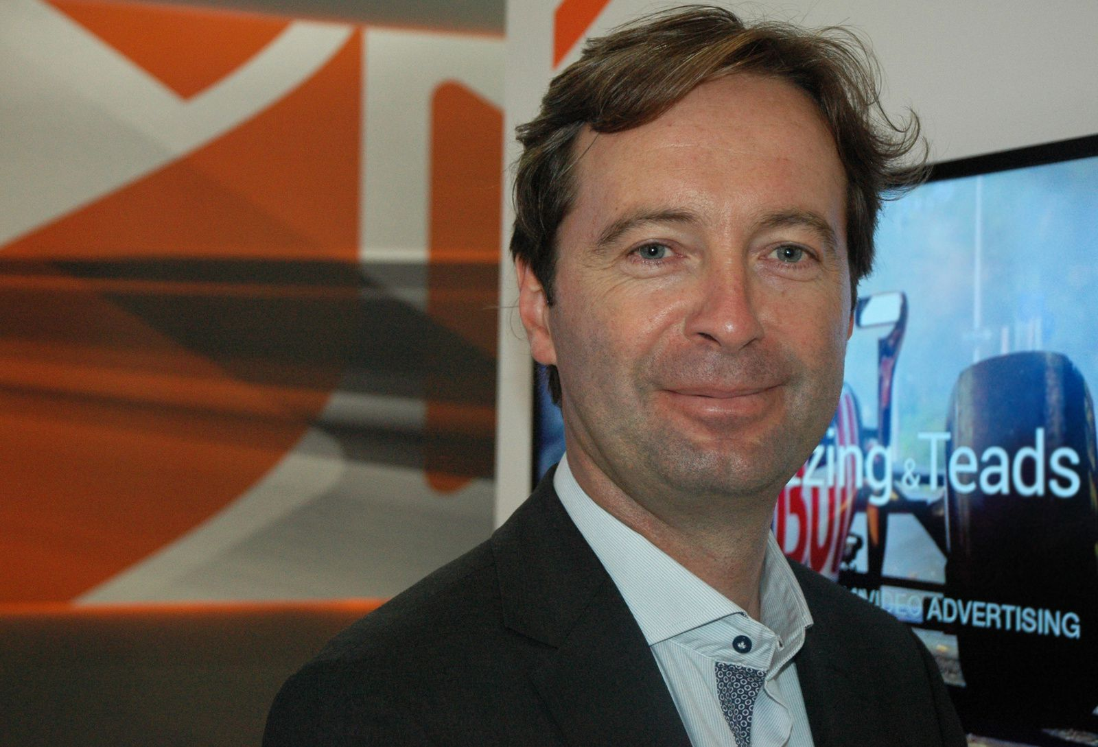 Christophe Parcot, Chief Operating Officer