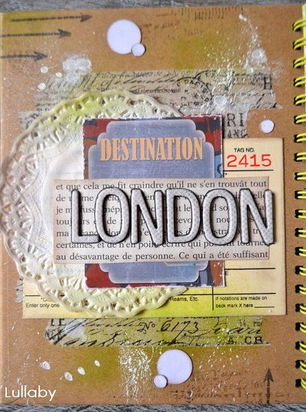 LONDON ROAD BOOK