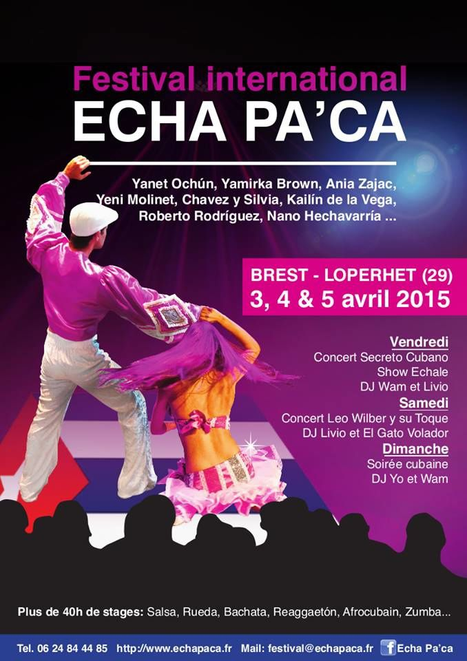 Festival internationational ECHA PA'CA
