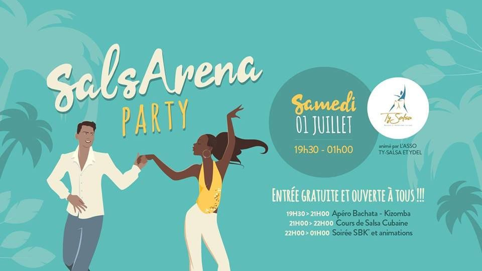 Salsa Arena party