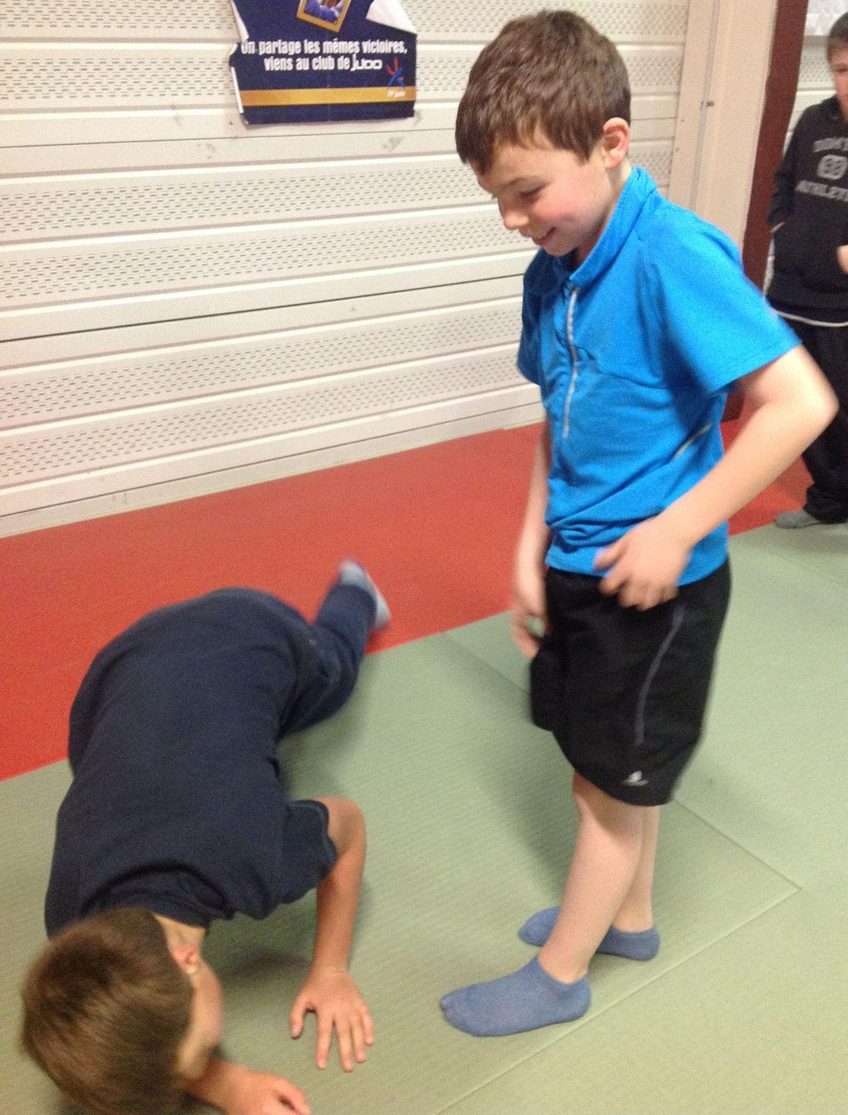 6ème Paris : initiation au Jujitsu