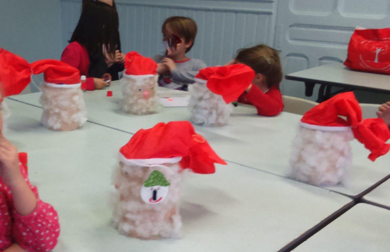 écoles de Saône avec les cp, ce1 et ce2 (15 enfants par groupe)