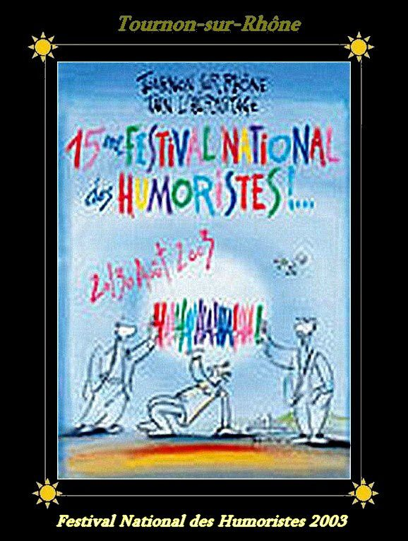 Festival National des Humoristes
