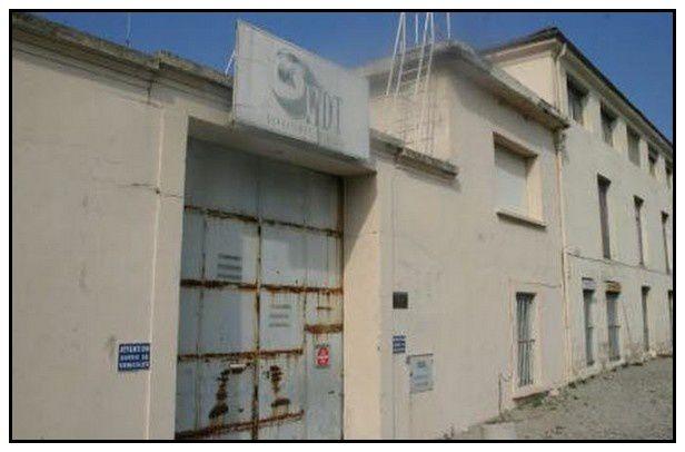 Nos usines d'autrefois: ETIT ou ITDT à Tournon s/Rhône