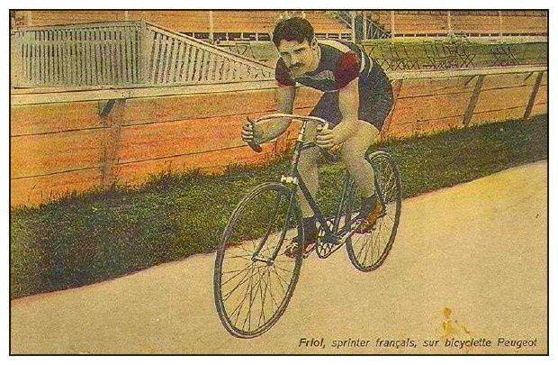 Emile FRIOL né le 6 mars 1881 à Tain-l'Hermitage