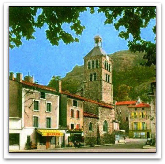 Église Saint-Julien de Tournon-sur-Rhône