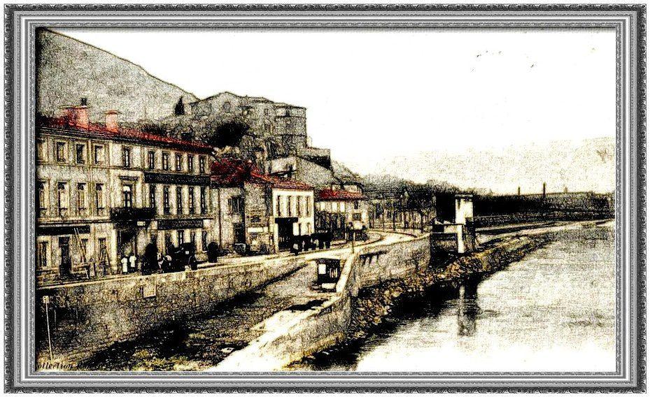 Tournon-sur-Rhône d'autrefois ...