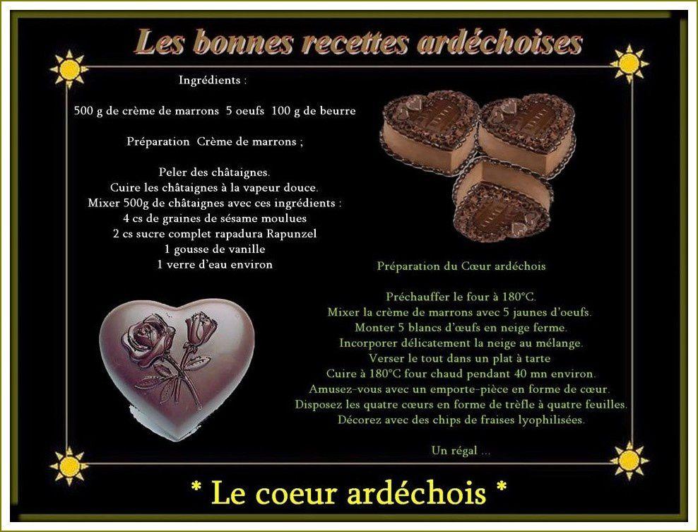 Quelques bonnes recettes de Drôme-Ardèche