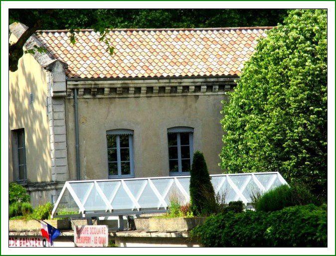 Ecole du Quai à Tournon
