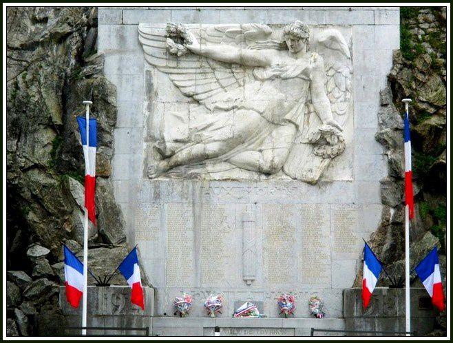 Le monument aux morts de Sartorio