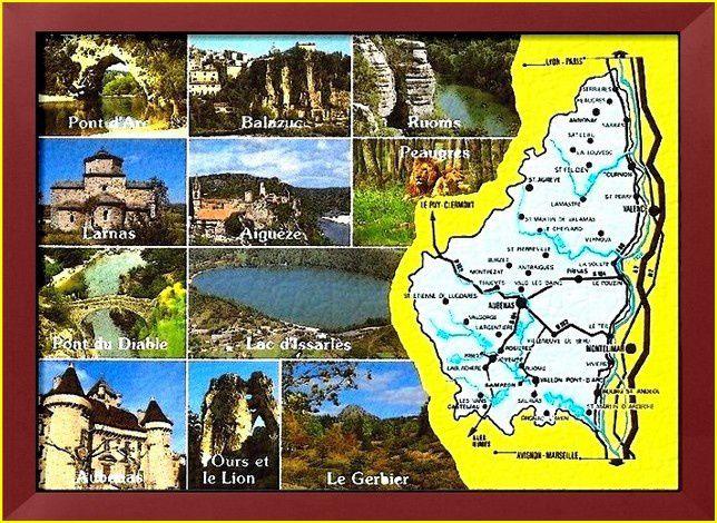 Tourisme en Ardèche