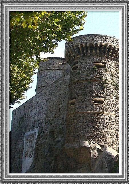 Le château de Tournon