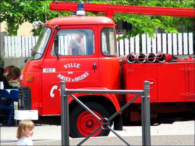 82ème Congrès départemental des pompiers Drômois