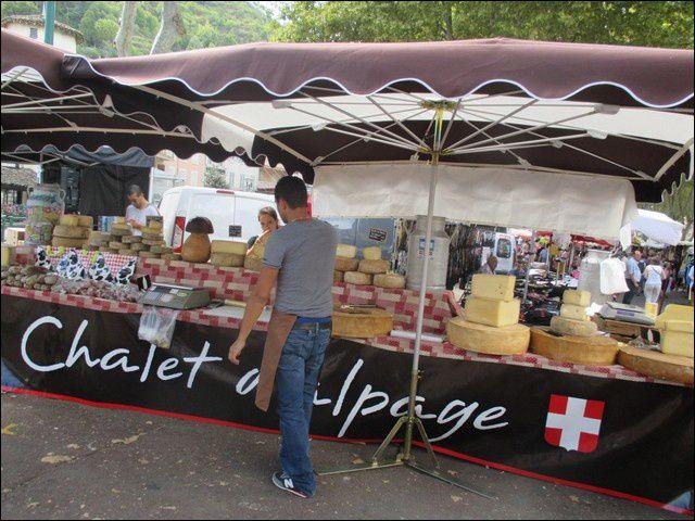 Foire aux oignons 2014 Tournon-sur-Rhône