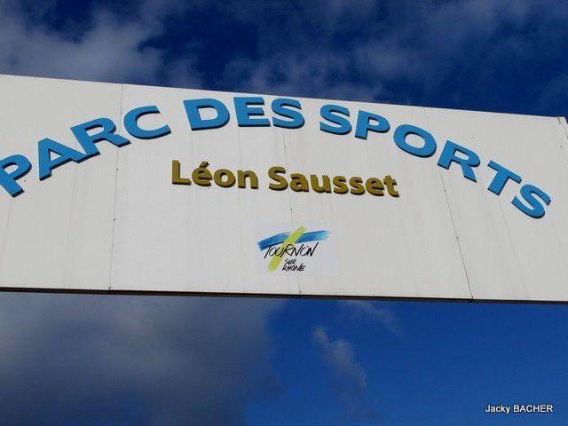 Parc des sports Léon Sausset à Tournon-sur-Rhône