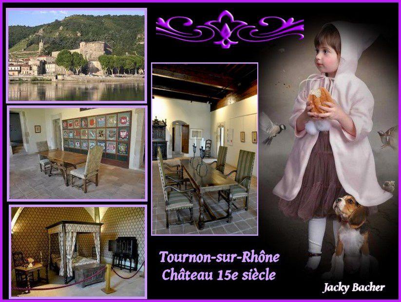 Tournon et Tain l'Hermitage !