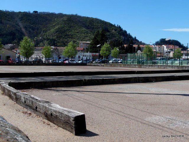 Stade bouliste de Tain-l'Hermitage