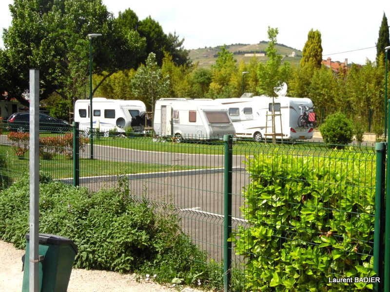 Camping Municipal Les Lucs à Tain-l'Hermitage