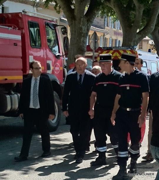 Ce samedi 20 juin 2015 c'était la journée nationale des sapeurs-pompiers de Tain-l'Hermitage