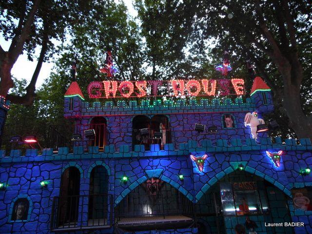 Les fêtes votives de Tournon ont commencé hier vendredi et pendant 4 jours ce sera la fête sur le Quai Farconnet