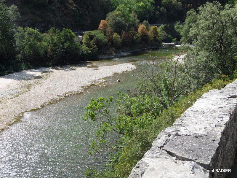 Le Doux à Tournon-sur-Rhône