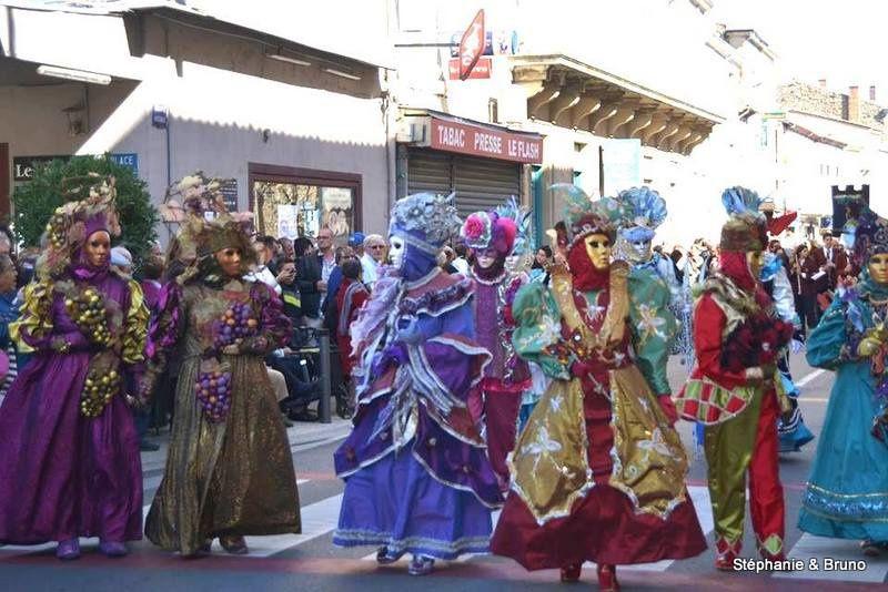 41ème fête des vendanges Tain-l'Hermitage 2015