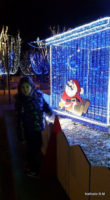 Noël 2015 à Tain-l'Hermitage