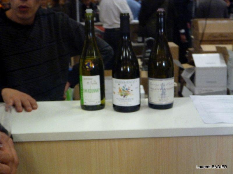 Salon des vins 2016 à Tain-l'Hermitage