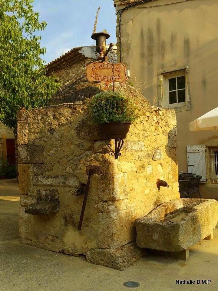 Ballade en Drôme Provençale à Richerenches
