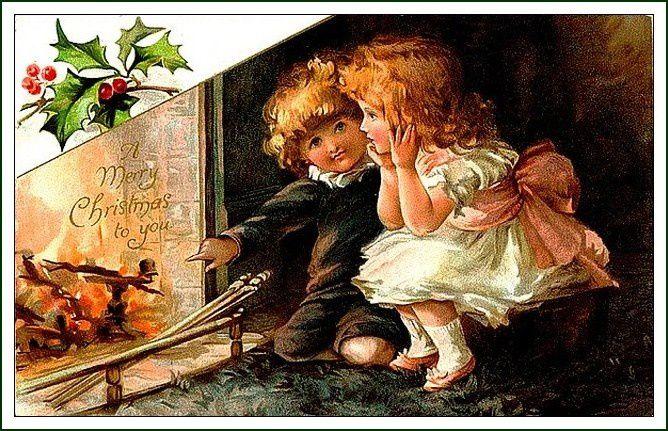 Cartes postales anciennes de Noël …...