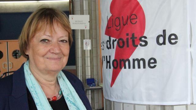 Dans l'Humanité, tribune de Françoise Dumont, Présidente de la LDH, « Le combat pour la justice »