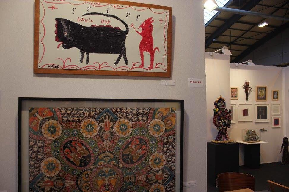 ST-ART 2014 - Strasbourg avec les Arts Buissonniers