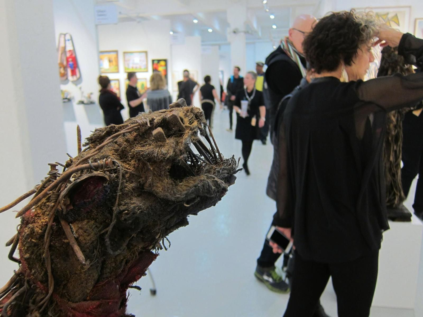 Outsider Art Fair / New York / 2015