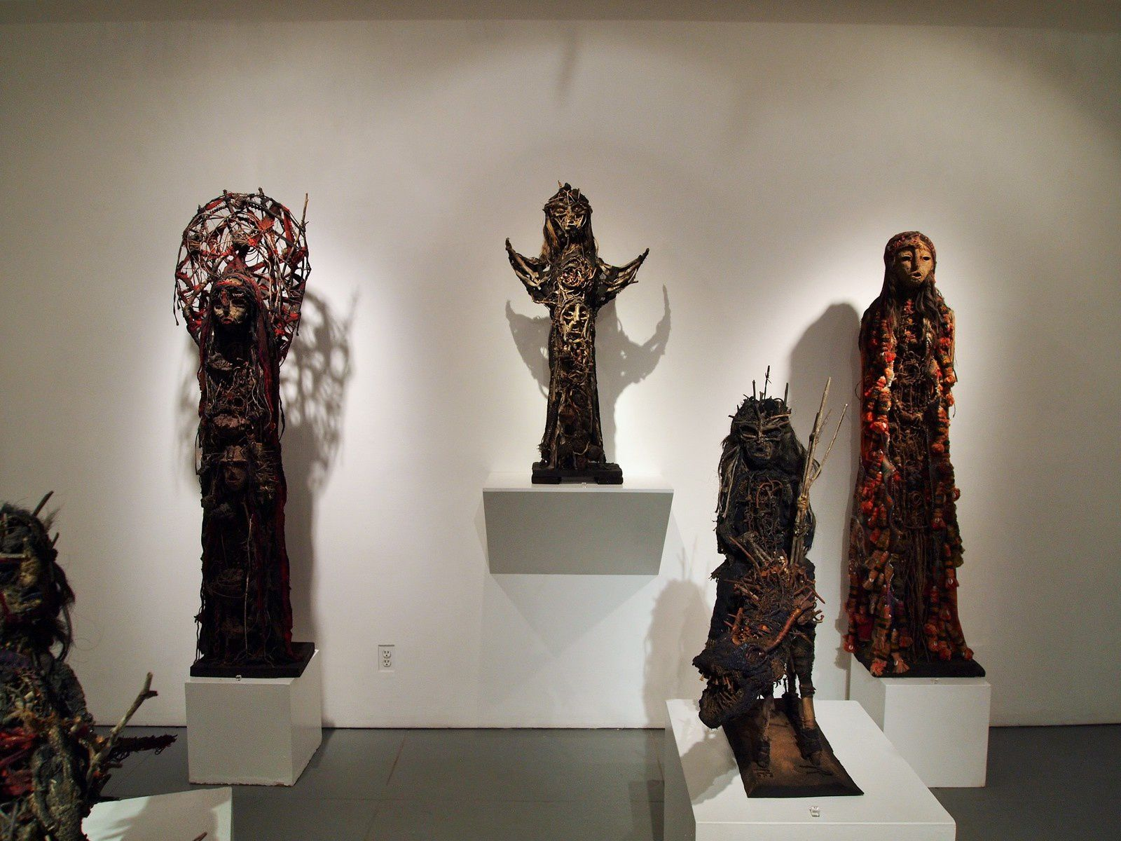 Exposition Forest Amuletum - Cavin Morris Gallery