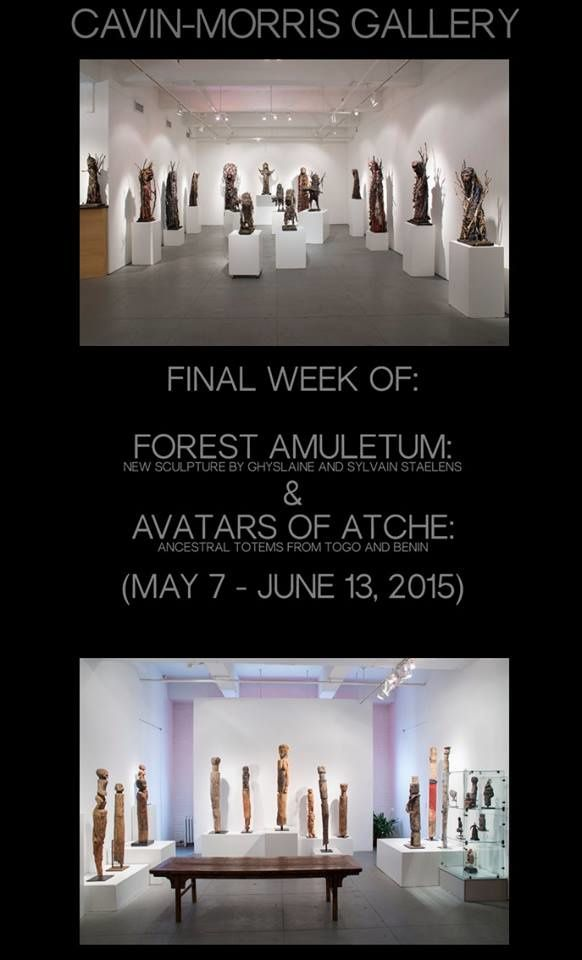 Final week of Forest Amuletum